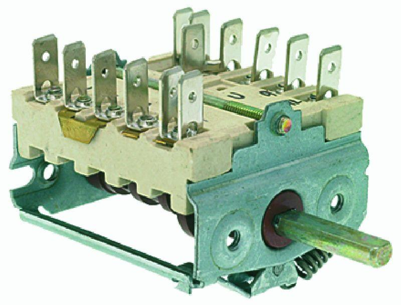 SELECTOR SWITCH 7 POSITIONS