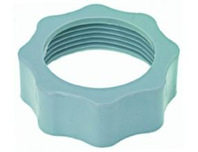 "OUTLET ELBOW RING NUT o 1""1/2 mm"