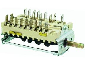 SELECTOR SWITCH 0-5 POSITIONS
