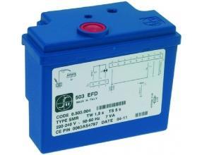 CONTROL BOX 503 EFD FOR TANDEM