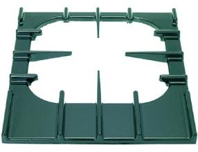 FRONT/BACK PAN SUPPORT GRID 400x430 mm