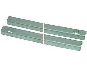STAINLESS STEEL SLIDEWAY PAIR SET