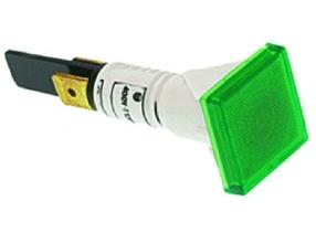 GREEN INDICATOR LAMP 220/380V