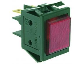 RED INDICATOR LAMP 230V