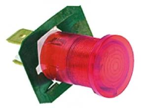 RED INDICATOR LAMP 220V