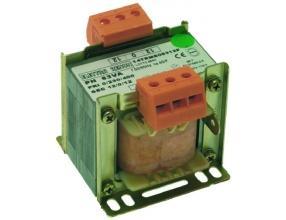 TRANSFORMATOR 0-230-400V/12-0-12V 63VA