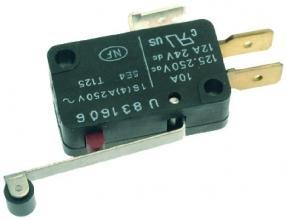 MICRO SWITCH D3V-166-1C5 15A 250V