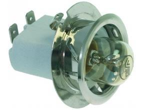 LAMP RECEPTACLE W/LAMP E14 15W 240V
