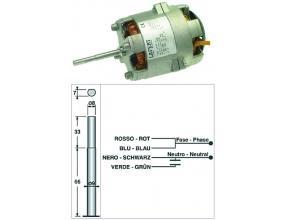 MOTOR LM63/2 0.11Kw 220/240V 50/60Hz