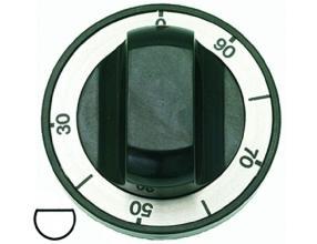 BLACK KNOB o 70 mm 30-90 C
