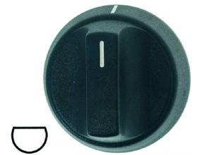 BLACK KNOB o 48 mm