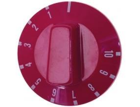 RED KNOB o 50 mm 0-10