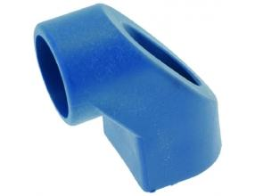 PLASTIC BLUE SUPPORT FOR HANDLE