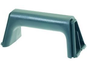 GREY PLASTIC HANDLE 153 mm