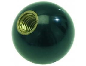 BLACK BALL KNOB W/PITCH 12M