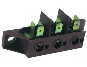 3-POLE TERMINAL BLOCK FV273 40A 450V