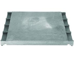 SMOOTH PLATE 395x350 mm