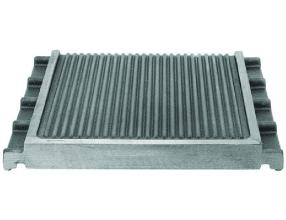 RIBBED PLATE 395x350 mm