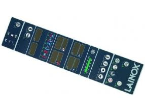 BLUE ELECTRONIC PLATE