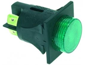 GREEN SWITCH SPL61 16A 250V