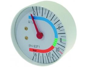 PUMP PRESSURE GAUGE o 57 mm 0? 16 bar