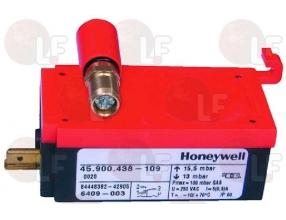 GAS PRESS.SWITCH CONTROL BOX HONEYWELL