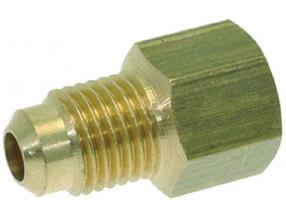 STRAIGHT UNION U3-4A sae/npt MF