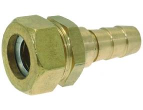 HOSE-END FITTING 1/2""
