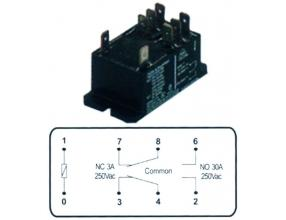 RELAY T92 30A 250V