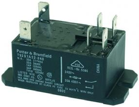 RELAY T92S7A22-240 20A 240V