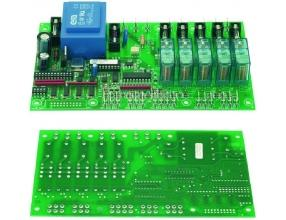ELECTRONIC CIRCUIT BOARD 180x100 mm