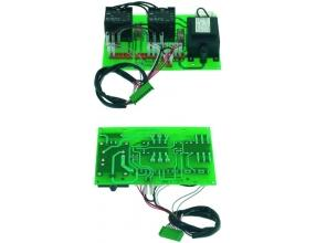 ELECTRONIC POWER BOARD 204x140 mm