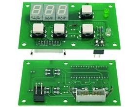 ELECTRONIC BOARD 96x61 mm
