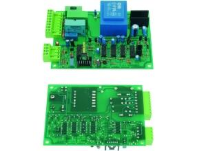 2 PROBES THERMO/TIMER BOARD 80x90 mm
