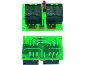 REMOTE CONTROL CIRCUIT BOARD 120x95 mm