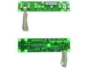 DISPLAY CIRCUIT BOARD 185x50 mm