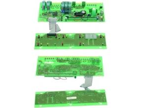 DISPLAY AND ELECTRON.CIRCUIT BOARD HACCP