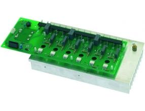 ELECTRON.POWER CIRCUIT BOARD 260x112 mm
