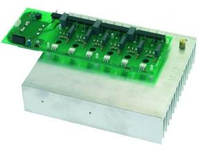 ELECTRONIC POWER CIRCUIT BOARD 200x180 m