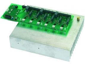 ELECTRONIC POWER CIRCUIT BOARD 200x180 m