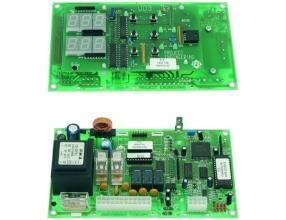 DISPLAY AND ELECTRONIC CIRCUIT BOARD61F9