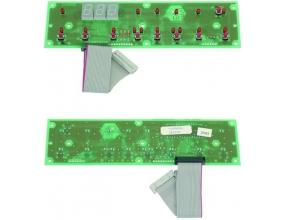 CONTROL DISPLAY CIRCUIT BOARD WITH CABLE