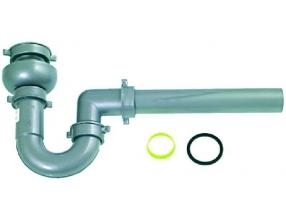 "PIPE SIPHON o 1""1/2"
