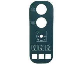 ADHESIVE CONTROL PLATE 320x120 mm