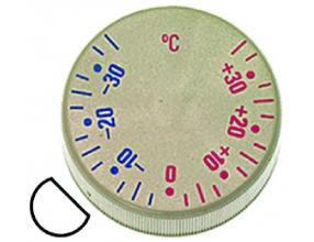 GRADUATED KNOB o 44 mm