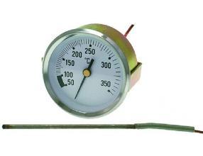 TELETHERMOMETER WHITE o 60 mm 50-350 C