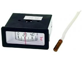TELETHERMOMETER 56x25 mm 0-120 C