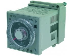 MULTIFUNCTIONAL TIMER 24V/230V 50/60Hz