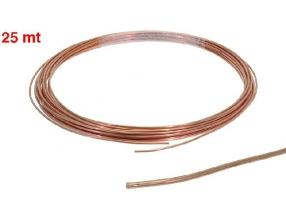 COPPER TUBE 1x4 mm - 25 mt