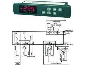 CONTROLLER EVS212 230V NTC/PTC